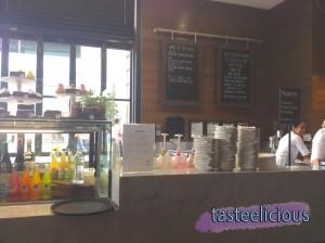 Capital Kitchen Beverage Bar