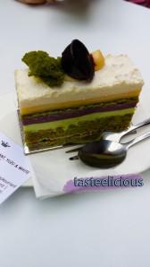 Green Tea, Blackburrant, Yuzu & White Chocolate