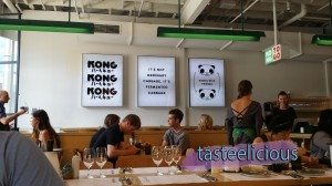 Kong Dining Area