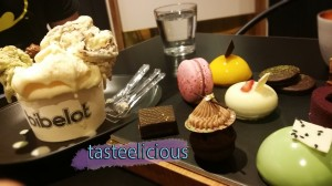 Sorbet Gelato & Gourmandise Board