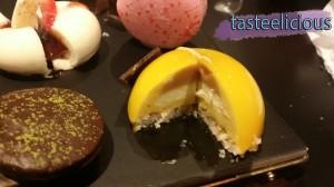 Mango, Yuzu and Coconut