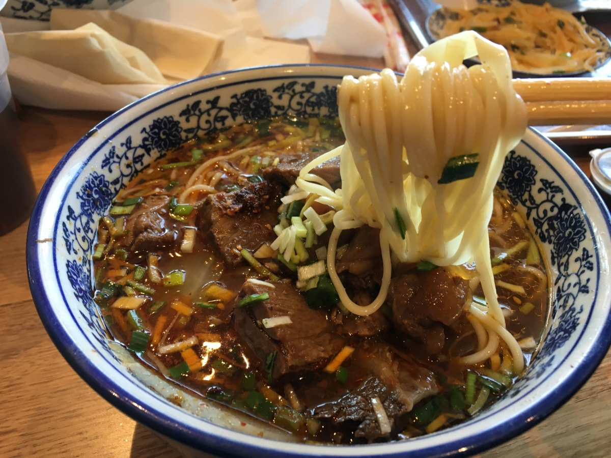 Lanzhou Beef Noodle Bar - Glen Waverley