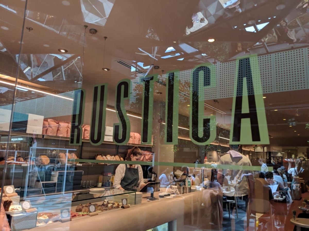 Rustica - Melbourne Central